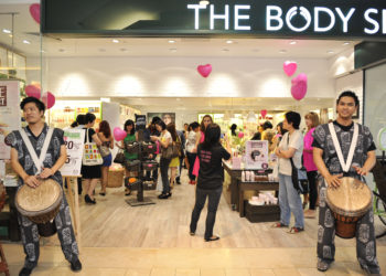 BODY SHOP MEDIA EVENT