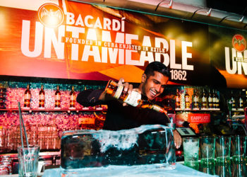 BACARDI UNTAMEABLE PRESS LAUNCH