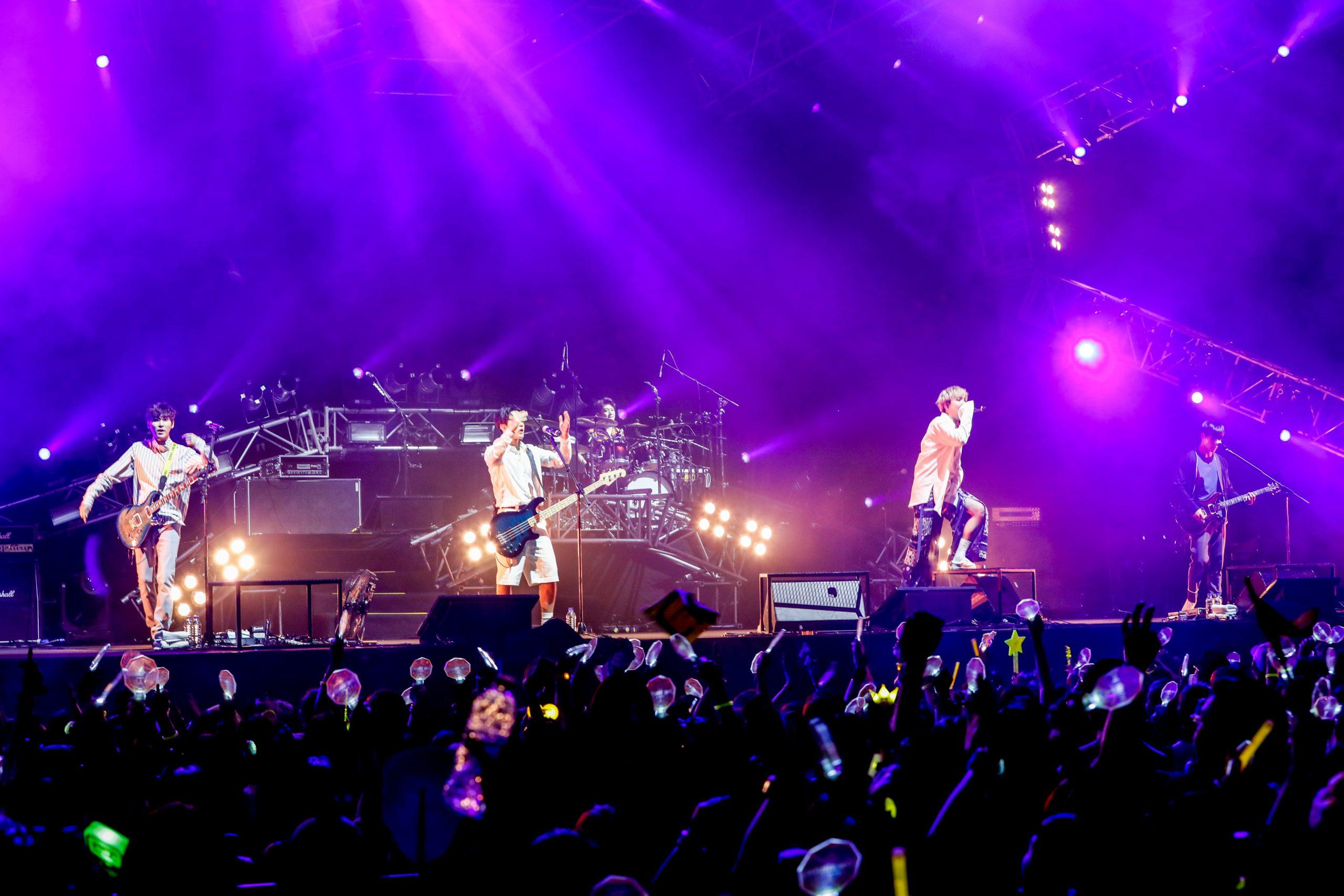 Ft Island Singapore Concert