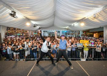 AH SAM & AH TAM HAPPY TOGETHER WORLD TOUR – FANS MEET