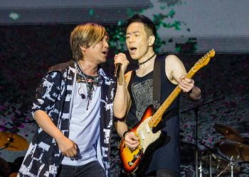 WING & PAUL IMPULSE CONCERT LIVE IN SINGAPORE 2019
