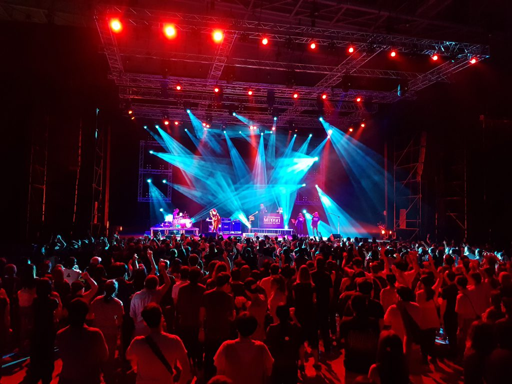 """MIYAVI """"DAY 2"""" World Tour 2018 IN SINGAPORE"""