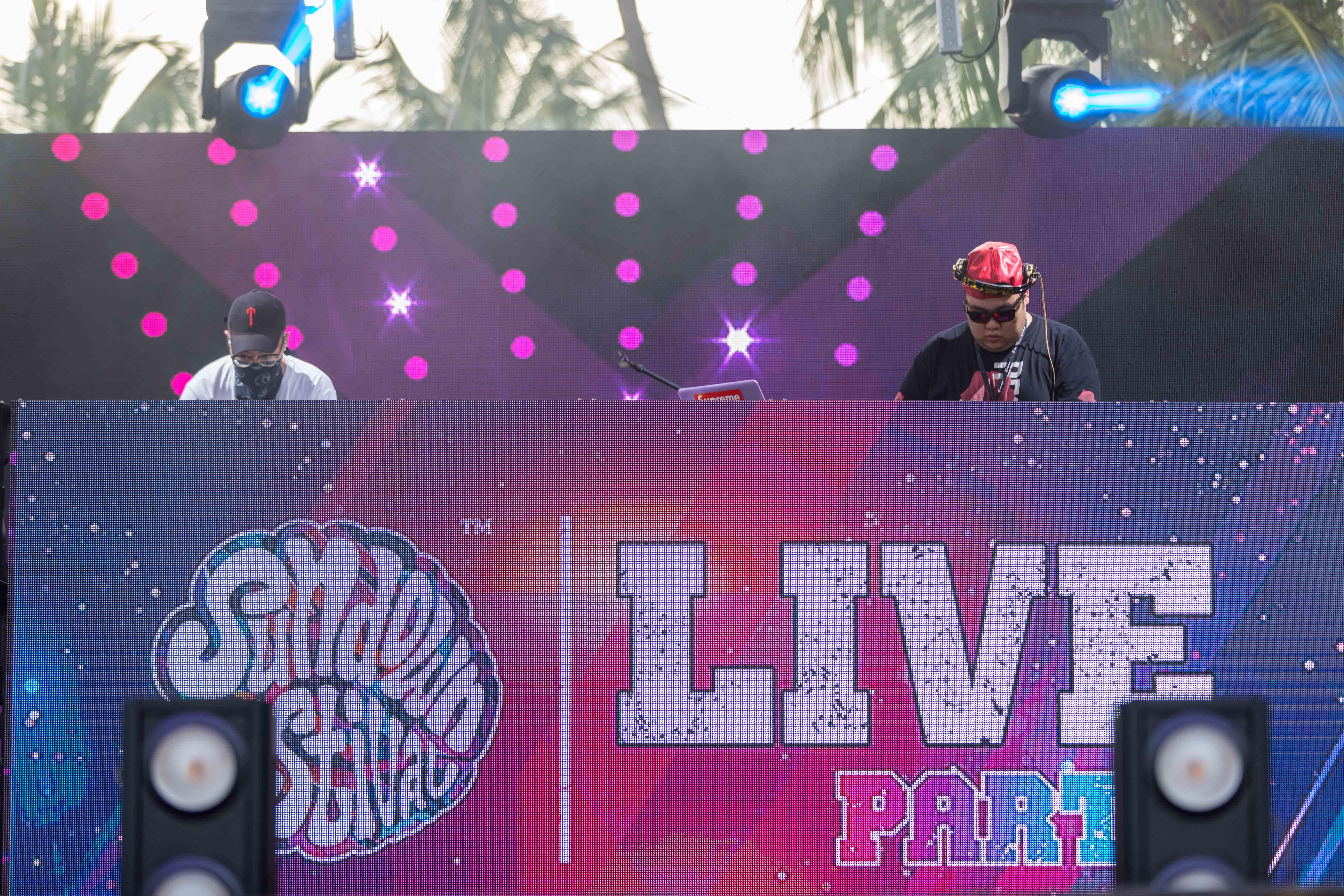 SUNDOWN LIVE PARTY AT FIVB WBV 2018