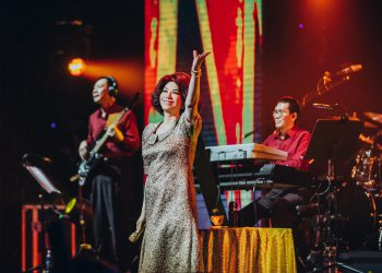 CAI QIN SINGAPORE CONCERT 2019