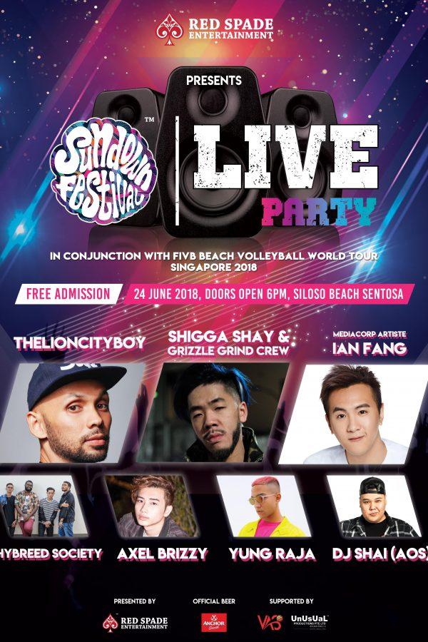 2018 – Live Party